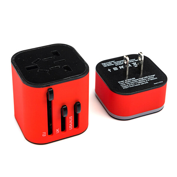 Picture of  TK Collection Red Universal Plug